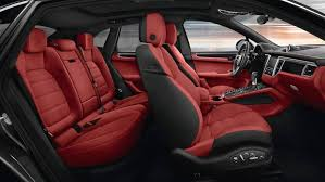 porsche macan interior 2017 porsche macan interior fornt and rear leather seats jpg 1000