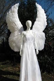 Halloween Costume Angel Wings Excessive Kids Halloween Costume