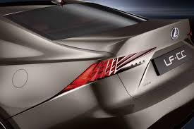 voiture lexus crossover lexus lf cc unveiled at paris motor show video