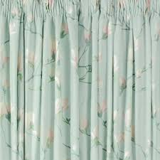 Gray And Teal Curtains Ready Made Curtains Drapes
