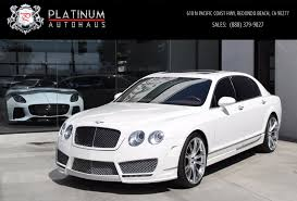 bentley flying spur custom 2009 bentley continental flying spur speed mansory edition