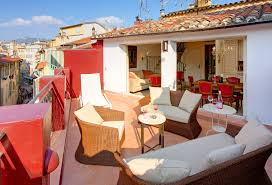 French Apartments Nice Pebbles Hotel Review France Travel