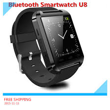 bluetooth smartwatch u8 for samsung s4 note 3 htc android phone