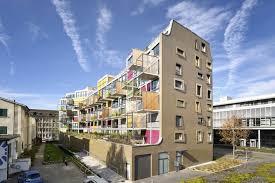 KISS Apartment Building Design By Camenzind Evolution - Apartment building designs
