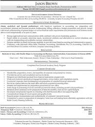 staff accountant resume staff accountant resume exles sles exles of resumes