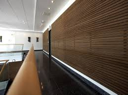 modern wood wall paneling home design