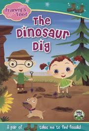dinosaur dig franny u0027s feet open library