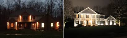 Outdoor Soffit Light Soffit Lighting As A Single Source Of Outdoor Lighting Just Doesn