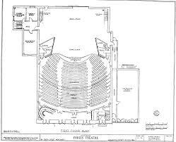 floor plan theater ford s theater floor plan