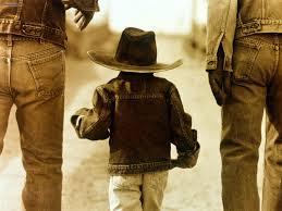 cowboy pics sally and sam george strait cowboy rides away