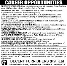 Machine Operator Job Description For Resume by Manager Production Asst Mgr Warehouses Sales Officer Cnc