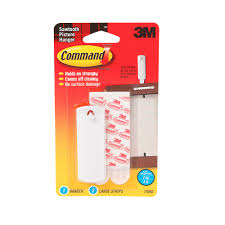 3m command white picture hanging strip pack of 3 departments