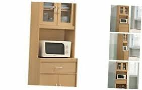 kitchen cabinet with top and bottom details about standing kitchen cabinet with top bottom enclosed cabinet space beech