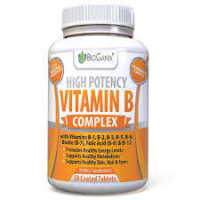 Best B Amazon Com Vitamin B Complex 100 Supplement With Vitamin B12 B1