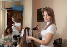 a cosmetology in kansas city has stylists that can style