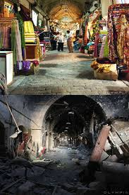 syria before and after before and after photos reveal the destructive effects of the war in