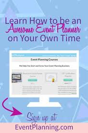 becoming a party planner name ideas for party planning business event planner planners plan