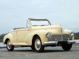 peugeot cabriolet 1950 peugeot 203 cabriolet carsaddiction com