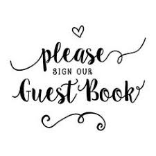 bridal shower sign in book sign our guest book wedding sign books weddings and wedding