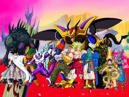 dragonball movie villains skarface3k3 deviantart