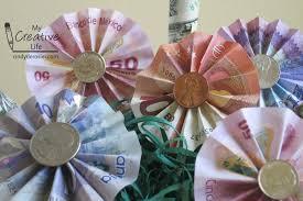 money bouquet derosier my creative money bouquet