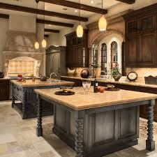 Two Kitchen Islands Two Island Kitchen Schayes737 Flickr