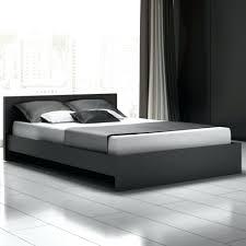 bedroom bed frames winnipeg modloft prince waverly king size
