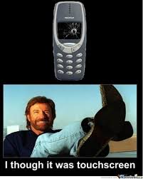 Memes Chuck Norris - chuck norris vs 3310 by lordomer meme center
