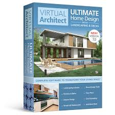 Landscape Estimating Software by Virtual Architect Ultimate Home Design Software With Landscape