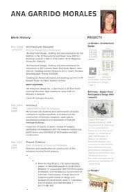 Resume Samples With Photo by Architectural Designer Resume Best Resume Collection