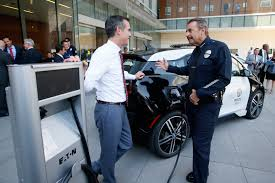 bmw dealer near los angeles bmw i3 undergoes evaluation with la police department