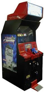 light gun arcade games for sale time crisis videogame by namco