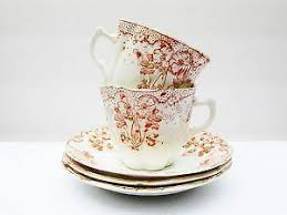 teacup and saucer tea cups ebay