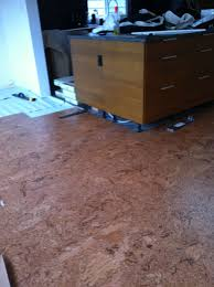 cork flooring installation u2013 modern house