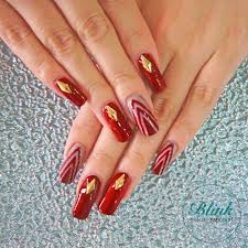 shellac gel nails gel polish difference blink beauty parlour