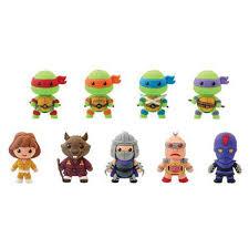 Blind Ninja Teenage Mutant Ninja Turtles Blind Bags Figure Keychain U2013 Radar Toys