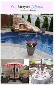 outdoor patio tour u2013 our backyard retreat beauteeful living