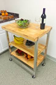 oasis island kitchen cart oasis concepts deluxe flip and fold island