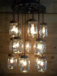 Canning Jar Lights Chandelier 206 Best Chandelier U0027s Images On Pinterest And Sign Annie Sloan