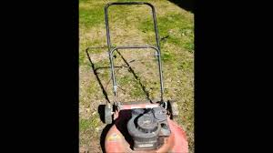 how to fix any lawnmower briggs and stratton 3 0 that won u0027t start