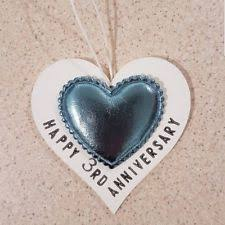 3rd wedding anniversary gift leather anniversary gifts celebrations occasions ebay