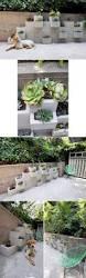 How To Build Vertical Garden - cinder block garden ideas how to instructions