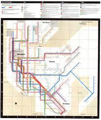 A Train Map Nyc Graphic Design Legend Massimo Vignelli U0027s Nyc Subway Design