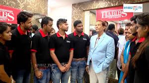 habibs hair and beauty salon at kothapet hybiz youtube