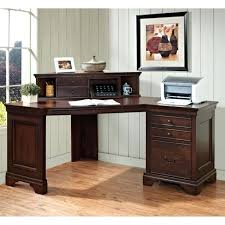 Espresso Office Desk Espresso Office Desk Sequel In Stained Oak Machine For Interque Co
