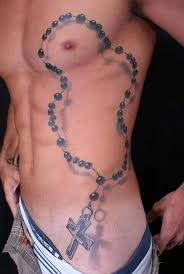 182 best rosary tattoos images on rosary tattoos