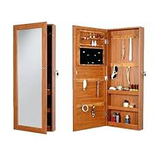 jewelry armoire full length mirror over the door jewelry armoire kulfoldimunka club
