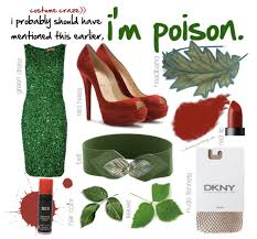 Poison Ivy Costumes Halloween 34 Images Costume Costumes