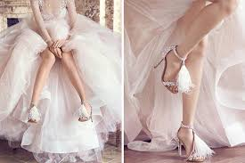 wedding shoes 2017 the newest bridal shoes for summer 2017 onefabday