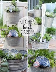 Small Herb Garden Ideas Diy Backyard Kitchen Herb Garden Kitchen Herb Gardens Backyard